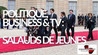 Complément d'enquête. « Politique, business & TV : salauds de jeunes » du 15 juin 2017 (France 2)