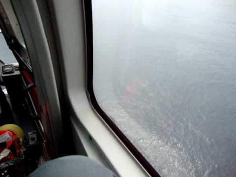 Dauphin N2 cruise flight Angola Offshore , on board