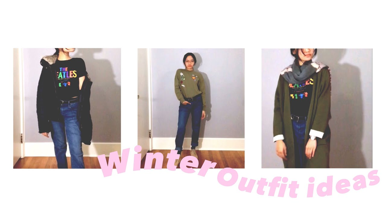 [VIDEO] - Winter outfit ideas 7