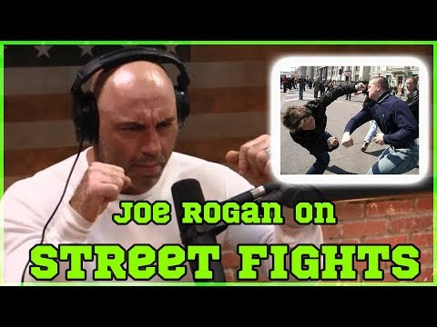 Joe Rogan on Striking vs BJJ In Street Fights (Striking vs grappling, MMA) with Eddie Bravo