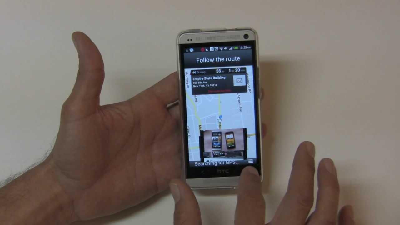 HTC One M7 Crash Test - Overload attempt