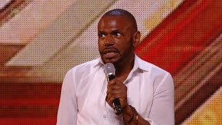 The X Factor UK 2015 S12E04 Auditions - Anton Stephans