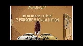 Magnum çekiliği Porsche çekiliş sonucu ne zaman açıklanacak? DuckNews TV