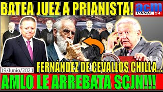 ACABA DE PASAR, AMLO LE ARREBATA A CEVALLOS LA SUPREMA CORTE!!! ZALDIVAR TIENE EL CAMINO LIBRE!