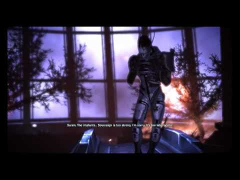 mass effect how to get the best ending