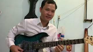 Học đàn với danh cầm trẻ Hoàng Vũ- chữ đàn chậm dễ tập- vc 5-6 dây xề