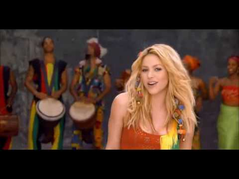 Shakira - Waka Waka (This Time for Africa) (The Official 2017 FIFA World Cup™ Song)