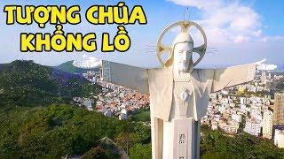 Leo 1000 bậc thang ghé thăm Tượng Chúa khổng lồ ở Vũng Tàu (Oops Banana)