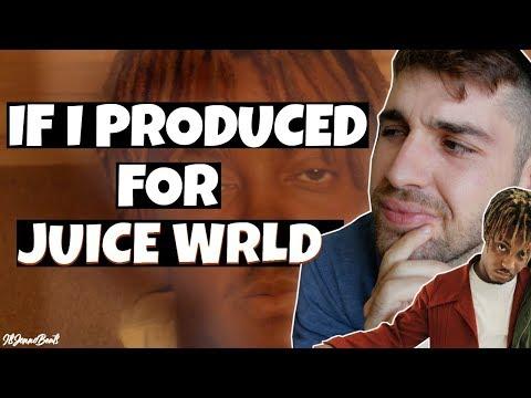 If I Produced For Juice WRLD   LOGIC PRO X