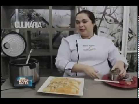 Culinária: Panqueca de milho com ricota