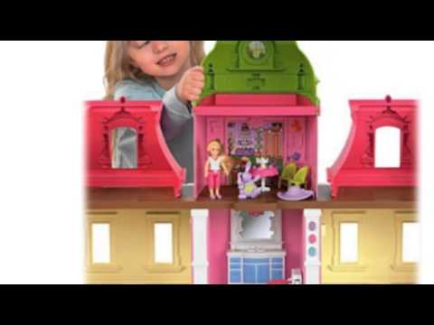 Loving Family Dream Mega Set Dollhouse