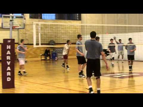 Harvard Men's Volleyball 2011 Season Preview - YouTube