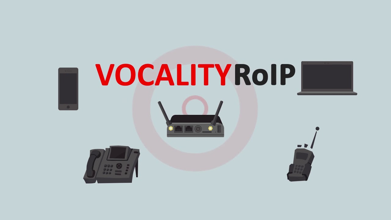Vocality RoIP Product Overview by Two Way Direct