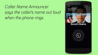 Caller Name Announcer