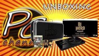 DJ Hero RENEGADE unboxing PL