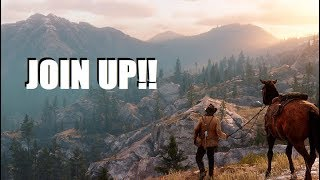 Red Dead Redemption 2 Secret Locations and More LIVE!