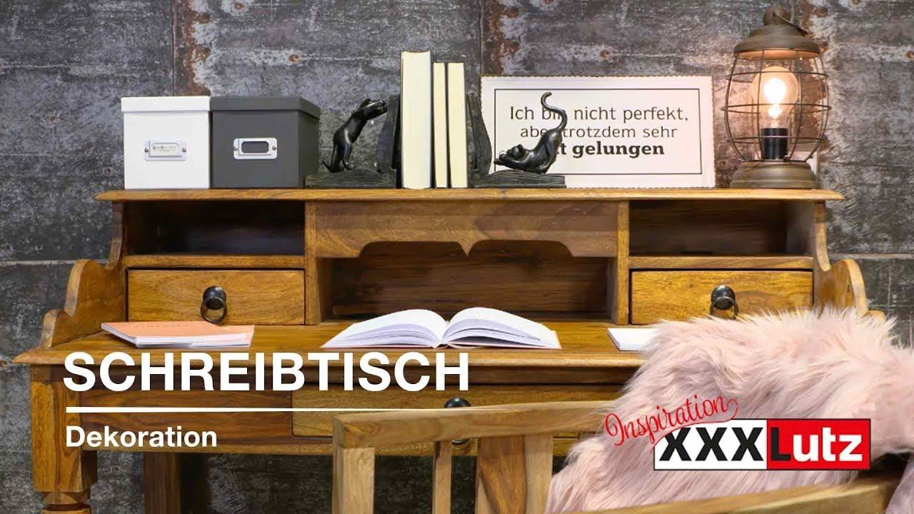 Xxl Lutz Schreibtisch 2021