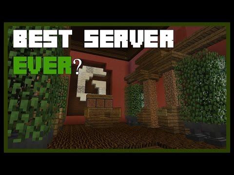 BEST NEW SURVIVAL SERVER!? | Minecraft