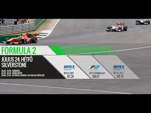 SIMCO Formula-2 2017 Silverstone-Nagy Britannia Onboard L!VE