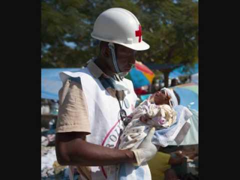 HAITI 1-12-10 EARTHQUAKE + LONG HARD ROAD - SADE