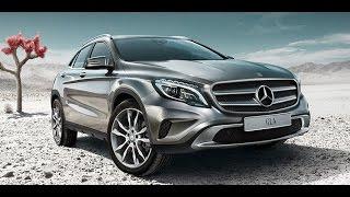 Автомобиль Mercedes Benz GLA — пора взрослеть!