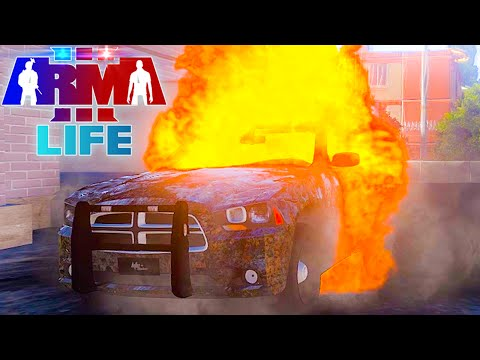 Arma 3 Life Police #43 - Chaos in Erie County