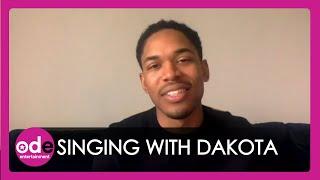 THE HIGH NOTE: Kelvin Harrison Jr on Singing With Dakota Johnson