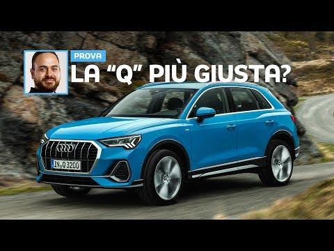 """Nuova Audi Q3, la """"Q"""" migliore di tutte?"""