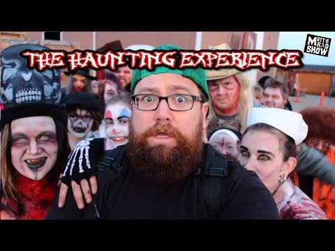 THE HAUNTING EXPERIENCE - CELL BLOCK 61 - HAUNTED HAYRIDE - Minnesota's Oldest Haunted Hayride.