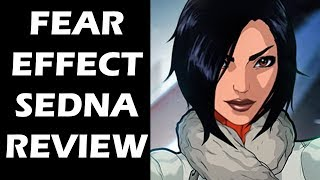 Fear Effect Sedna Review - One of the Most Disappointing Games of 2018