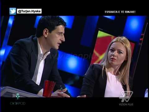 Oktapod - Fushata dhe Rinia. Pj.1 - 12 Maj 2015 - Vizion Plus - Talk Show