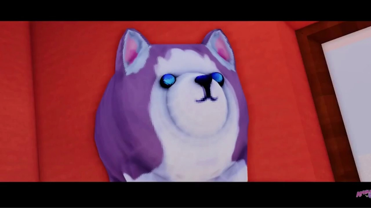 aphmaus roleplay the legandary wolf plush returns youtube