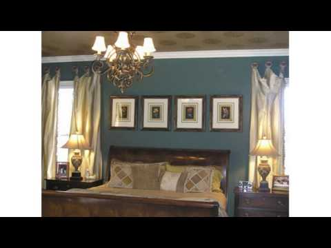Schlafzimmer Wandfarbe Ideen - YouTube