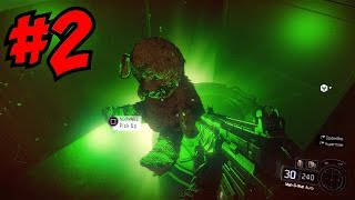 "BLACK OPS 3 ZOMBIE NIGHTMARES!!! [2] ★ ""Mission 1: Hypocenter Part 2"" Let"