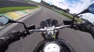 Test Ride BMW R nineT #Interlagos