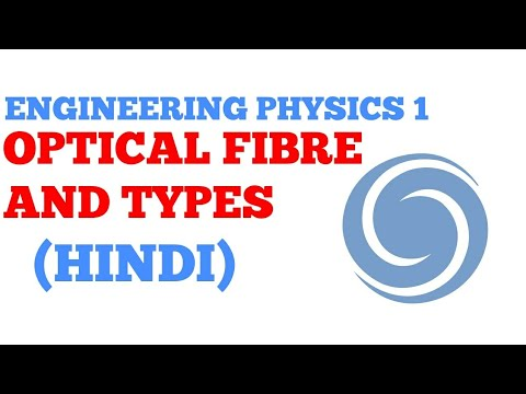 B.tech Engineering Physics 1 || Optical Fibre  and it