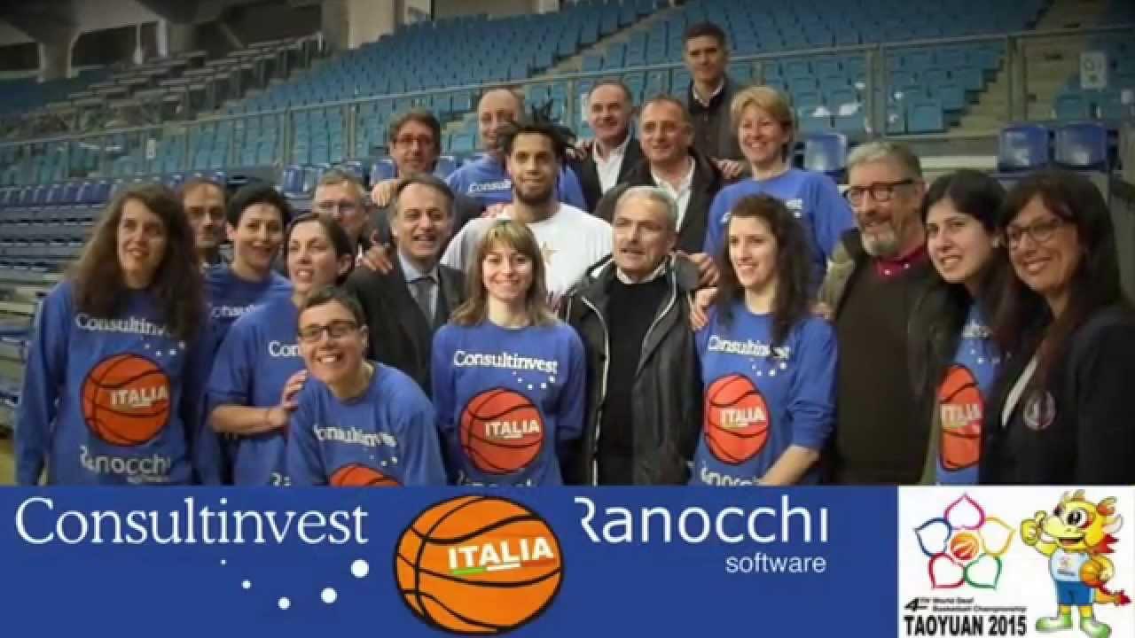 spot promo di daniel hackett per la nazionale italiana
