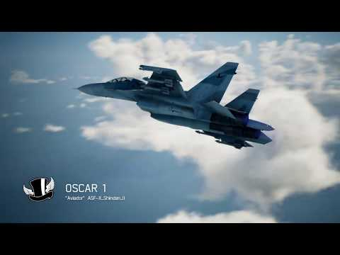 Ace Combat 7 Multiplayer | Fort Grays Deathmatch | Su-30M2 with HPAA