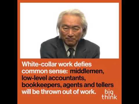 The future of Job by Michio Kaku