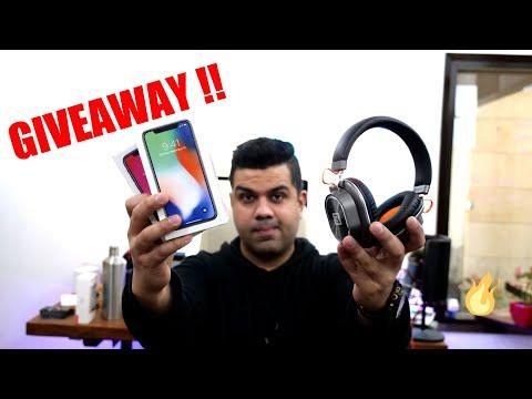 Zakk Blaze Zakk Twins Wireless Headphones And 2 iPhone X Giveaway