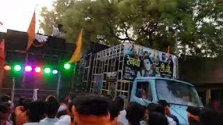 Rainbow Dj Vs Vivek Dj Competition At Rampur