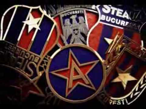 F.C. Steaua Bucuresti - Sezon 2013 - 2014 (lot,imn)