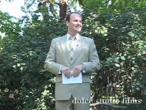 Funny Wedding Officiant