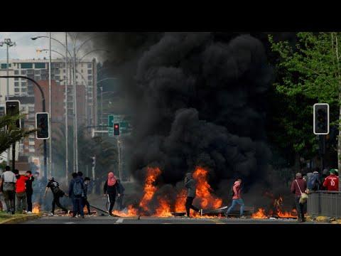 تشيلي: تمديد حالة الطوارئ مع استمرار الاحتجاجات والرئيس يعتبر بلاده في حالة -حرب-  - نشر قبل 3 ساعة
