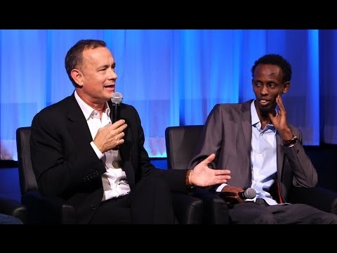 Academy Conversations: Captain Phillips