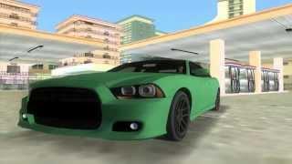 Dodge Charger Juiced TT Black Revel GTA VICE CITY