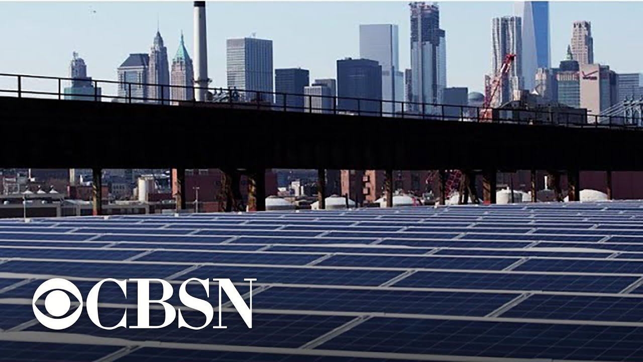 Nyc Takes Aim At Its Gest Source Of Carbon Emissions