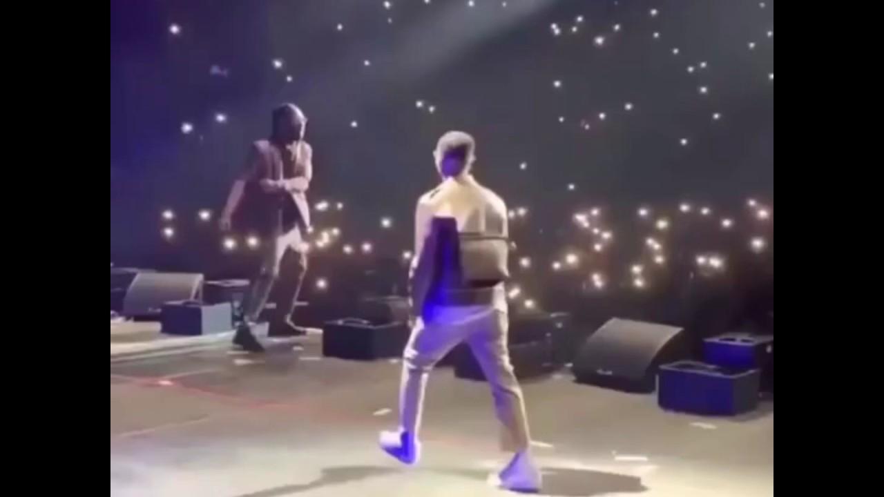 Wizkid Brings Out Burna Boy, Tiwa Savage, Naira Marley, Runtown During Star Boy Fest 2019 In London