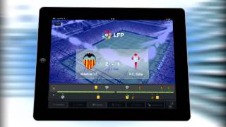 #VirtualArena The La Liga App to analyze games in real time