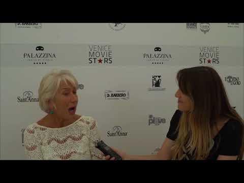 Helen Mirren - THE LEISURE SEEKER - 74 Venice Film Festival